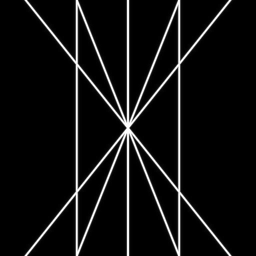 【GLSL】2点を結ぶ直線の補足